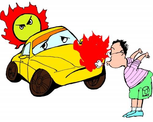 电路,线路,油路,供油系统,货物自身发生问题,机动车运转摩擦起火引起